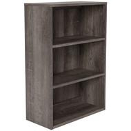 Arlenbry Gray Medium Bookcase