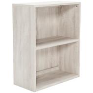 Dorrinson Antique White Small Bookcase