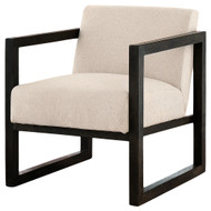 Alarick Cream Accent Chair