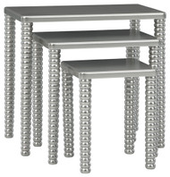 Caitworth Champagne Accent Table Set (3/CN)