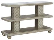 Chevanna Platinum Sofa Table