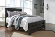 Brinxton Black Queen Poster Bed