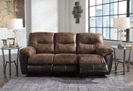 Follett Coffee Reclining Sofa