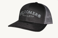 Black Cap with Grey Bloomer Trailers Logo