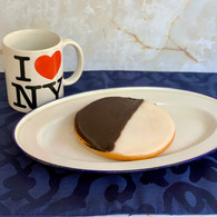 NY Style Black & White Cookies
