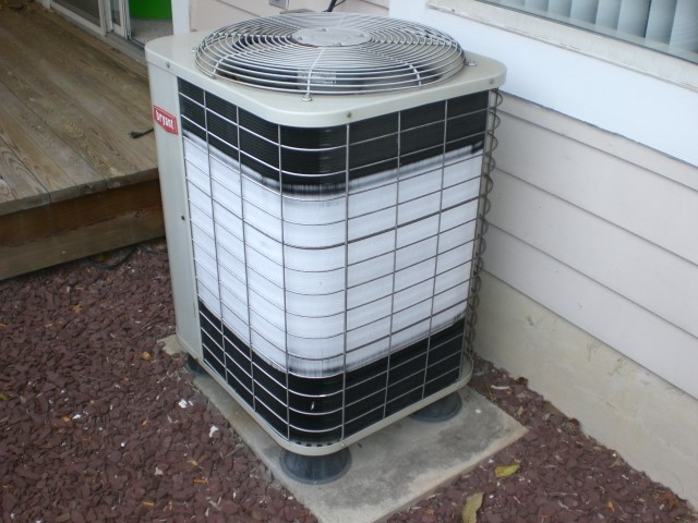 Is Your Air Conditioner Icing Up Due To Overcharge Hvac