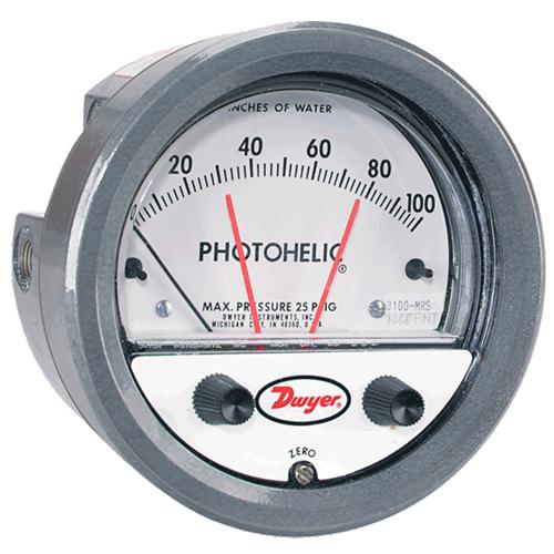 Dwyer Instruments 3000-15KPA PHOTOHELIC