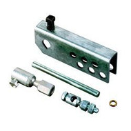 Siemens 331-947, Linkage Kit for #4 pneumatic damper actuator Includes 4-inch rod, ball joint, ad crank