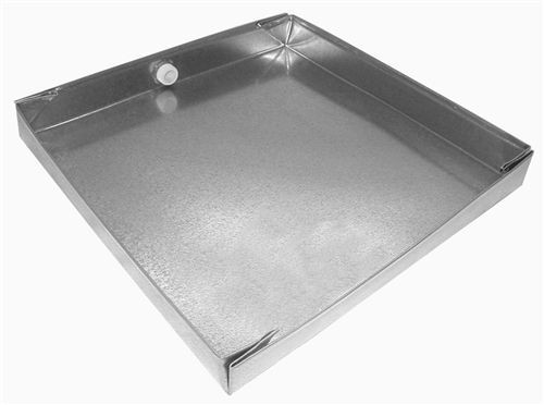 Magic Aire 373-270017-000, DRAINPAN for 10 ton unit - 120 - Galvanized