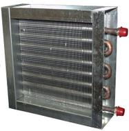 Magic Aire 375-450601-XXX, 180-BHW-4 - 4ROW CW/HW COIL