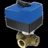 Dwyer Instruments 3HBAV2312 3/4BSPT 120VAC FLTG