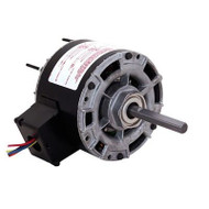 Century Motors 469 (AO Smith), 5 Inch Diameter Single Shaft Open Fan/Blower Motor 115/230 Volts 1050 RPM 1/12 HP