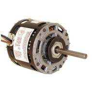 Century Motors 515 (AO Smith), 5 Inch Diameter Single Shaft Open Fan/Blower Motor 208-230 Volts 1100 RPM 1/4 HP