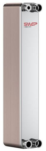 "SWEP B15H 10041-020, Brazed Plate Heat Exchanger, B15Hx20/1P-SC-S 4x1""NPT"