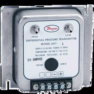 Dwyer Instruments 607-81 10 IN WC DIFF PR XMTR