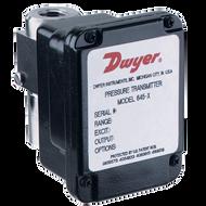 Dwyer Instruments 645-3-3V 10 PSID W/W XMTR 3VLV