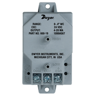 Dwyer Instruments 668-19 DIFF PR XMTR 0-4 IN