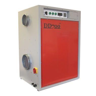 Ebac DD700 460V 3ph, Desiccant Dehumidifier (10551GR-US)