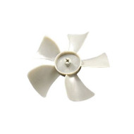 "Packard A61651, Plastic Fan Blades 6 1/2"" Diameter CW Rotation 5 Blades"