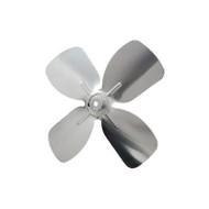 "Packard A64550, Small Aluminum Fan Blades With Hubs 5 1/2"" Diameter 3/16"" Bore CW Rotation"