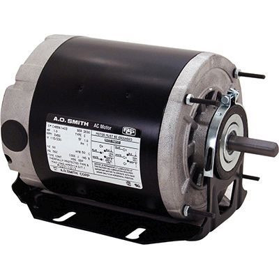Century Motors ARB2054L1 (AO Smith), Fan And Blower Motor Single Phase 115 Volts 1725/1140 RPM 1/2~1/4 HP