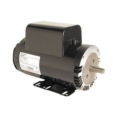 Century Motors B182 (AO Smith), Century High Pressure Washer Motor 208-230 Volts 3600 RPM 5 HP NEMA C Bracket