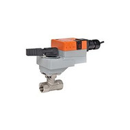 "Belimo B220+LRQX24-1, 2-way CCV, SS Trim, 3/4"", CV 14 CCV w/ Stainless Steel Ball and Stem"