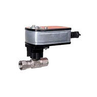 """Belimo B220HT731+LF120-S US, 2-way, HT-CCV, 3/4"""" NPT, 731CV with Spring, 35in-lb, On/Off, 120V, SW"""