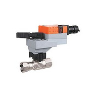 "Belimo B225HT2800+LRB24-3, 2-way, HT-CCV, 1"" NPT, 2800CV with Non-Spring Return,45 in-lb ,On/Off/Floating,24V"