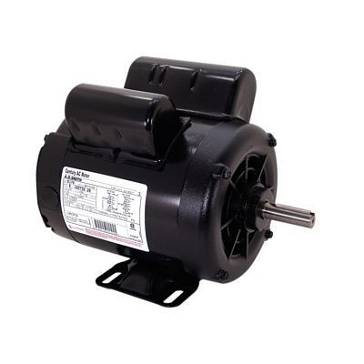 Century Motors B381 (AO Smith), Century Air Compressor OEM Special Replacement Motor 115/230 Volts 3600 RPM 2SPL HP