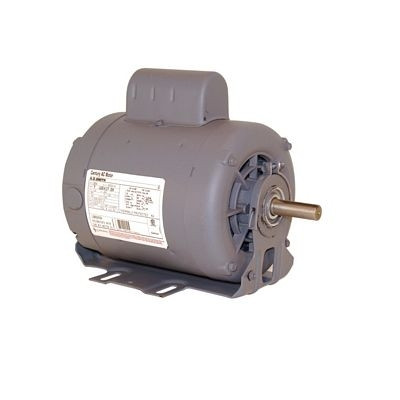 Century Motors B590 (AO Smith), Capacitor Start Resilient Base Motor 115/208-230 Volts 3450 RPM 1/2 HP