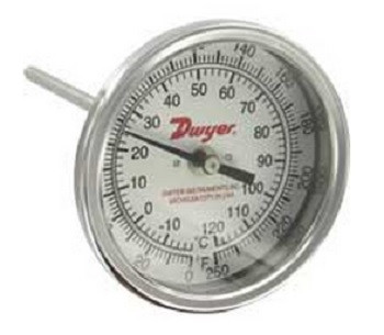 Dwyer Instruments BTA54010D 200 F THERM