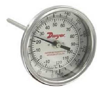 Dwyer Instruments BTA5407D 550 F THERM