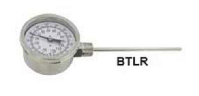 """Dwyer Instruments BTLR360101 0-200 F 6"""" STEM"""