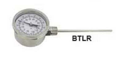 """Dwyer Instruments BTLR36051 0-240 F 6"""" STEM"""