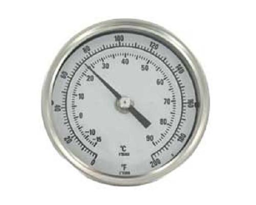 Dwyer Instruments BTLRN31210D LONG REACH THERMOM