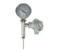 "Dwyer Instruments BTO34051 3"" THERM 0-250F 4"""