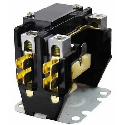 Packard C140A, Contactor 1 Pole 40 Amps 24 Coil Voltage