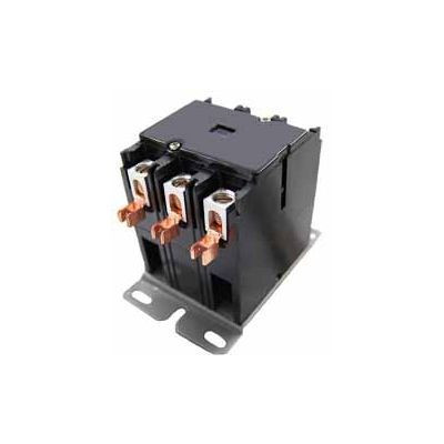 Packard C325A, Contactor 3 Pole 25 Amps 24 Coil Voltage