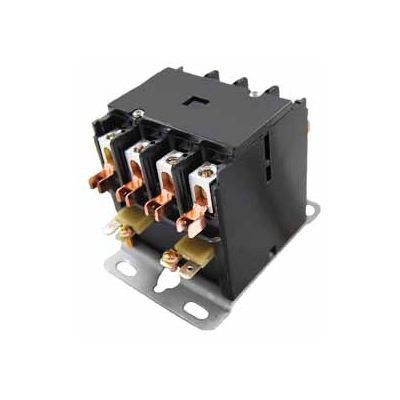 Packard C440C, Contactor 4 Pole 40 Amps 208/240 Coil Voltage