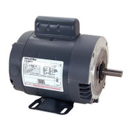 Century Motors C530 (AO Smith), NEMA C Face General Purpose Industrial Motor 208-230/115 Volts 1725 RPM 1 HP