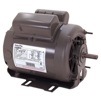 Century Motors C586 (AO Smith), 56 Frame Special Purpose Motor 208-230/115 Volts 1725 RPM 3/4 HP
