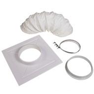 KwiKool, CK-24S, Single Duct Ceiling Kit