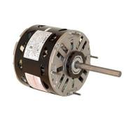 Century Motors D0004 (AO Smith), 5 5/8 Inch Diameter Standard Efficiency Indoor Blower Motor 208-230 Volts 1075 RPM 1/3 HP