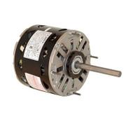 Century Motors D0006 (AO Smith), 5 5/8 Inch Diameter Standard Efficiency Indoor Blower Motor 208-230 Volts 1075 RPM 1/2 HP