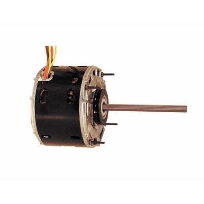 Century Motors 148A (AO Smith), 5 5/8 Inch Diameter High Efficiency Indoor Blower Motor 115 Volts 1075 RPM 1/3 HP