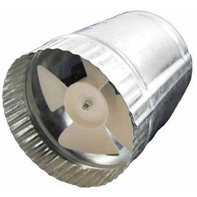 "Packard DF9008, Duct Boosters 8"" Diameter 420 CFM"
