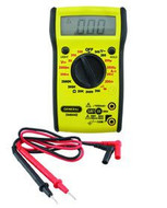 General Tools DMM40 Manual Ranging Multimeter with Bright Screen Display