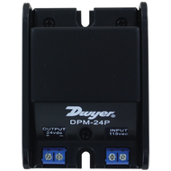 Dwyer Instruments DPM-24P 120VAC-24VDC PWR SUP