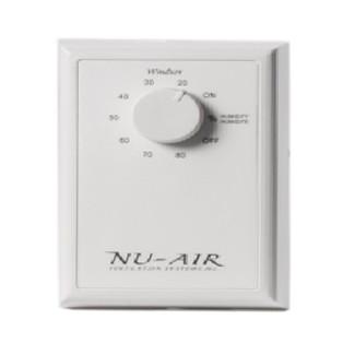 Nu-Air DSTAT-1, Standard 24 V Dehumidistat